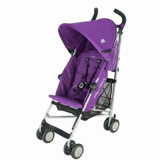 Maclaren Triumph In Majesty Craigslist Baby Walker Boy Or Girl Will Have To Love A Purple Stroller Because Mom Does