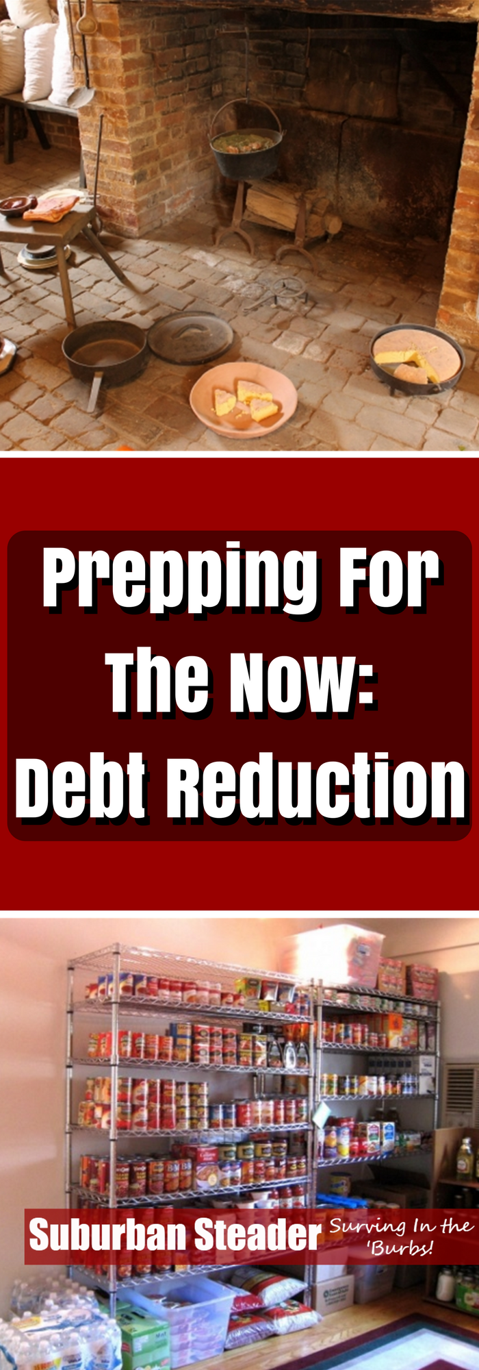 Have you thought about finances and debt reduction as a prepping approach? Guest poster Gale Newell runs through Prepping For The Now in today's post.
