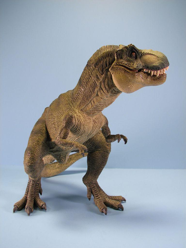 Papo S T Rex Looks Pretty Dead On It S Not A Toy It S