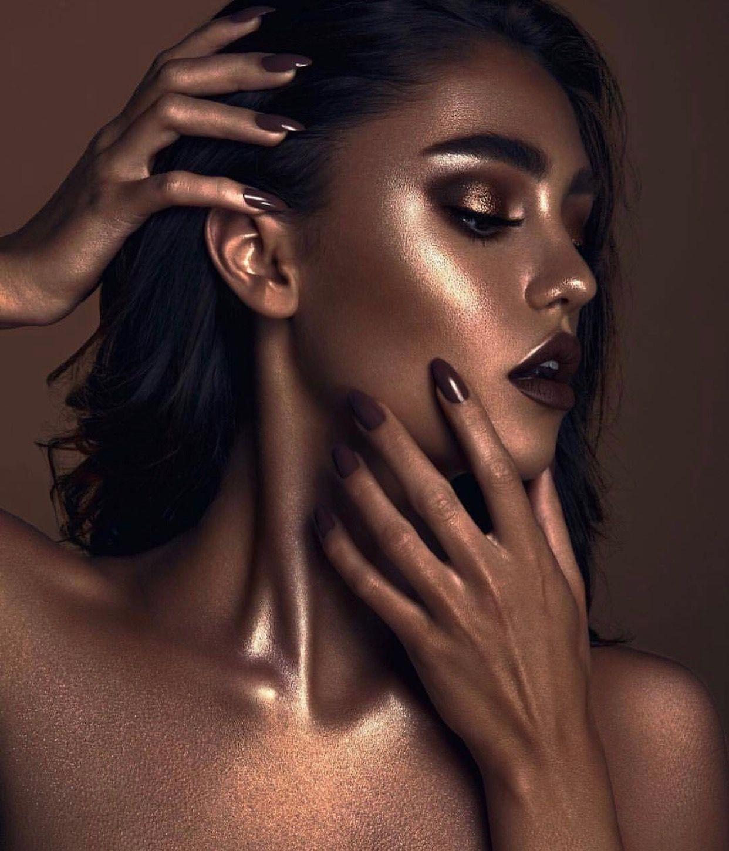 Pin by Bryttani on Makeup looks by @Bhatch_mu | Makeup