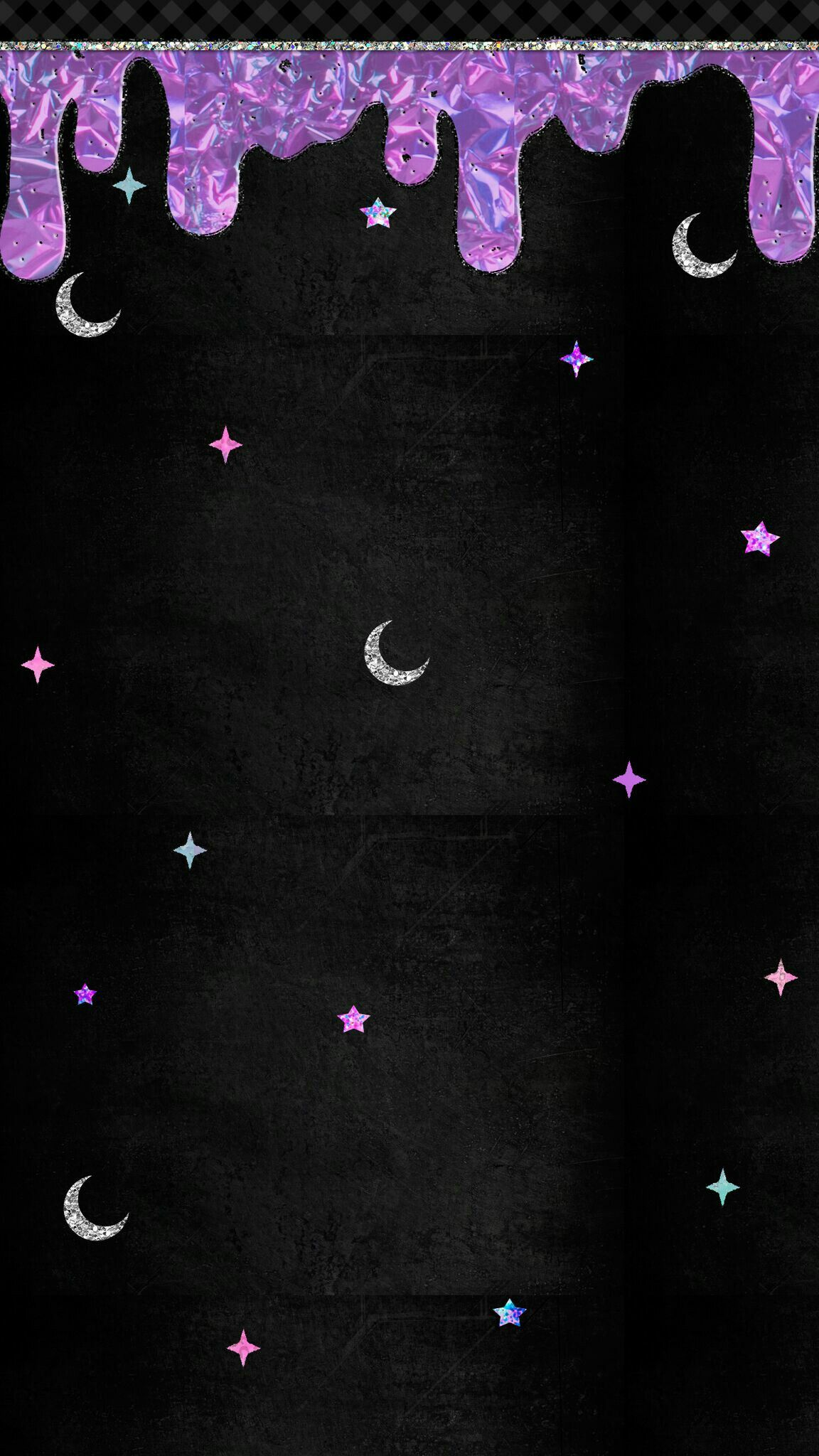 Black and purple night sky moon (With images) Android