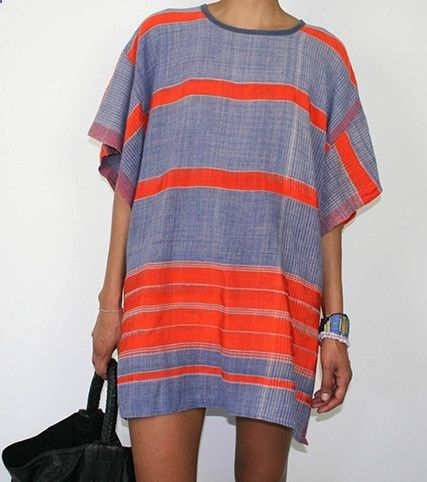 the loose-fit t-shirt dress for summer