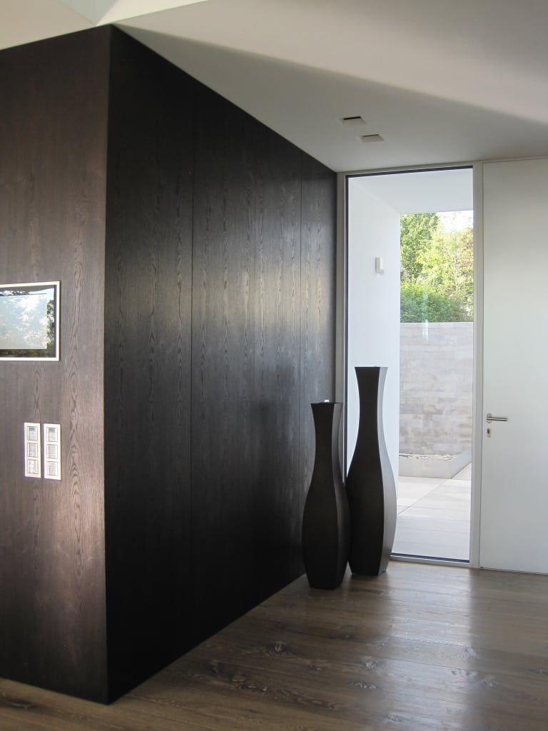 Gestaltung Flur Eingangsbereich Alte Fliesen Verkleiden Neu Flur