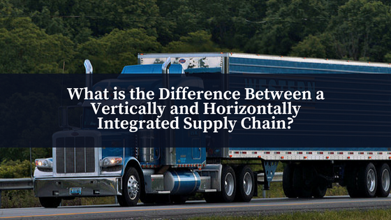 Vertically Integrated Means One Manufacturer Owns All Elements Of Supply Chain Horizontally Integrated Supply C Supply Chain Sheet Metal Fabrication Integrity