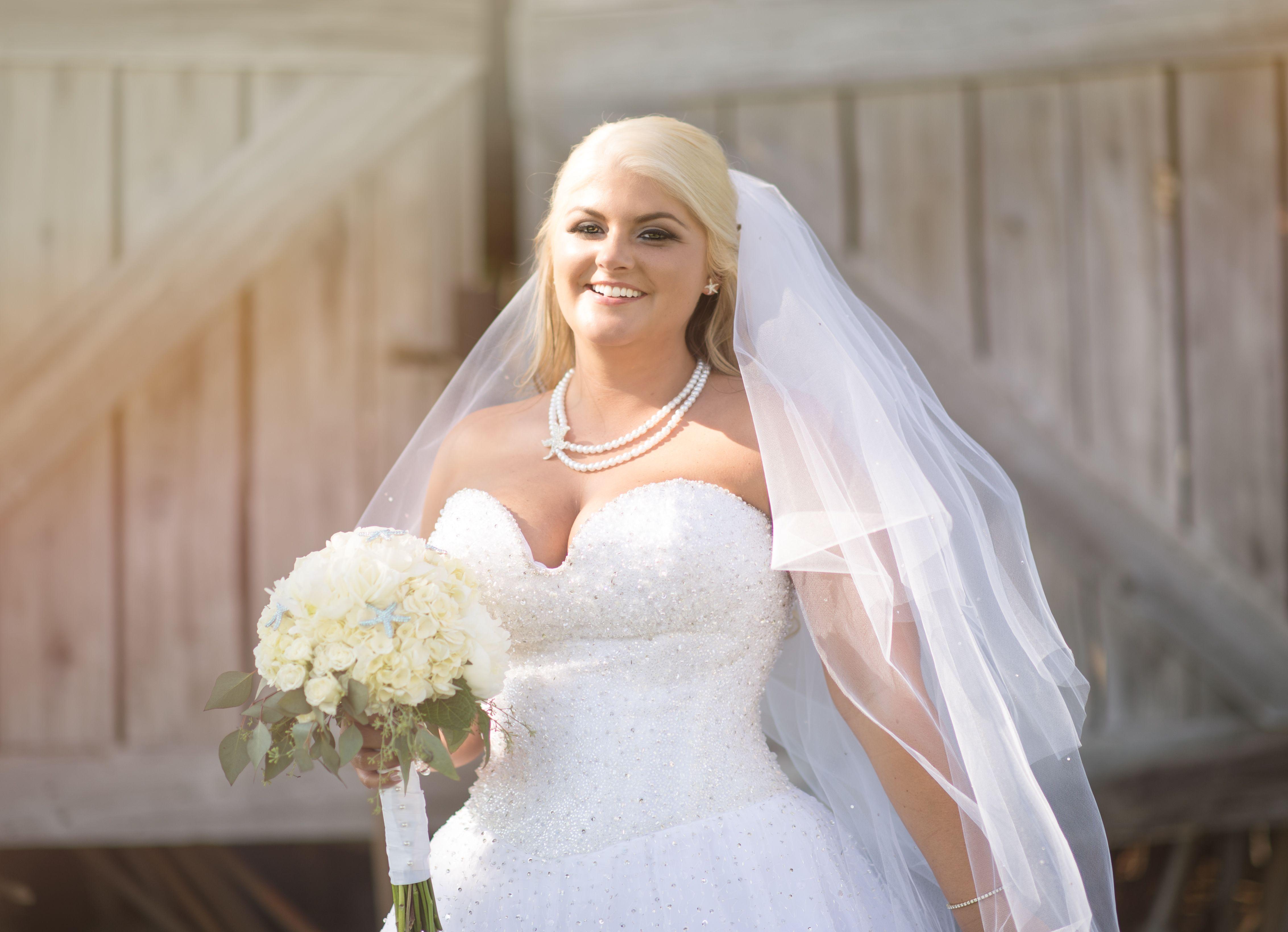 Southern Maryland Weddings, Weatherly Farm, Wedding dress ...