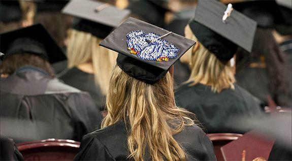 April 2014 / 2014 Commencement Ceremonies: They're Almost Alumni!