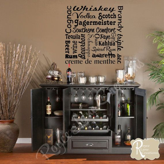 bar room decor | My Web Value
