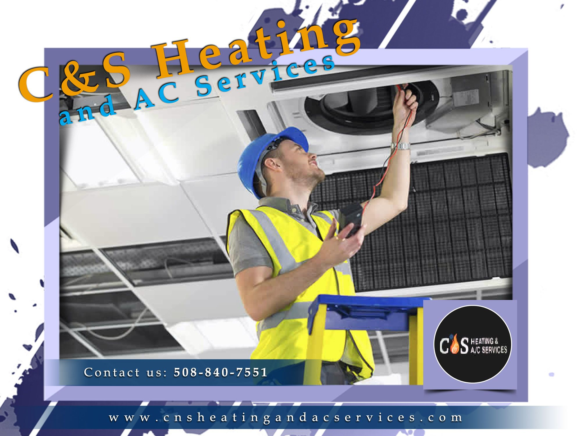 C&S Heating and AC Services specializes in all of your