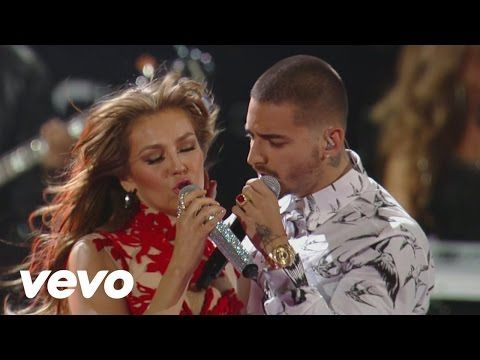 "Thalía - Vuélveme a Querer (Remix)[Cover Audio] ft. Tito ""El Bambino"" El Patrón - YouTube"