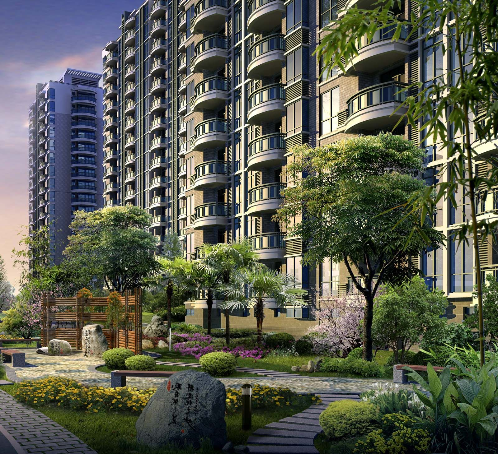 Logix Blossom County Noida Group Brings 2 3 4 Bhk Apartments With