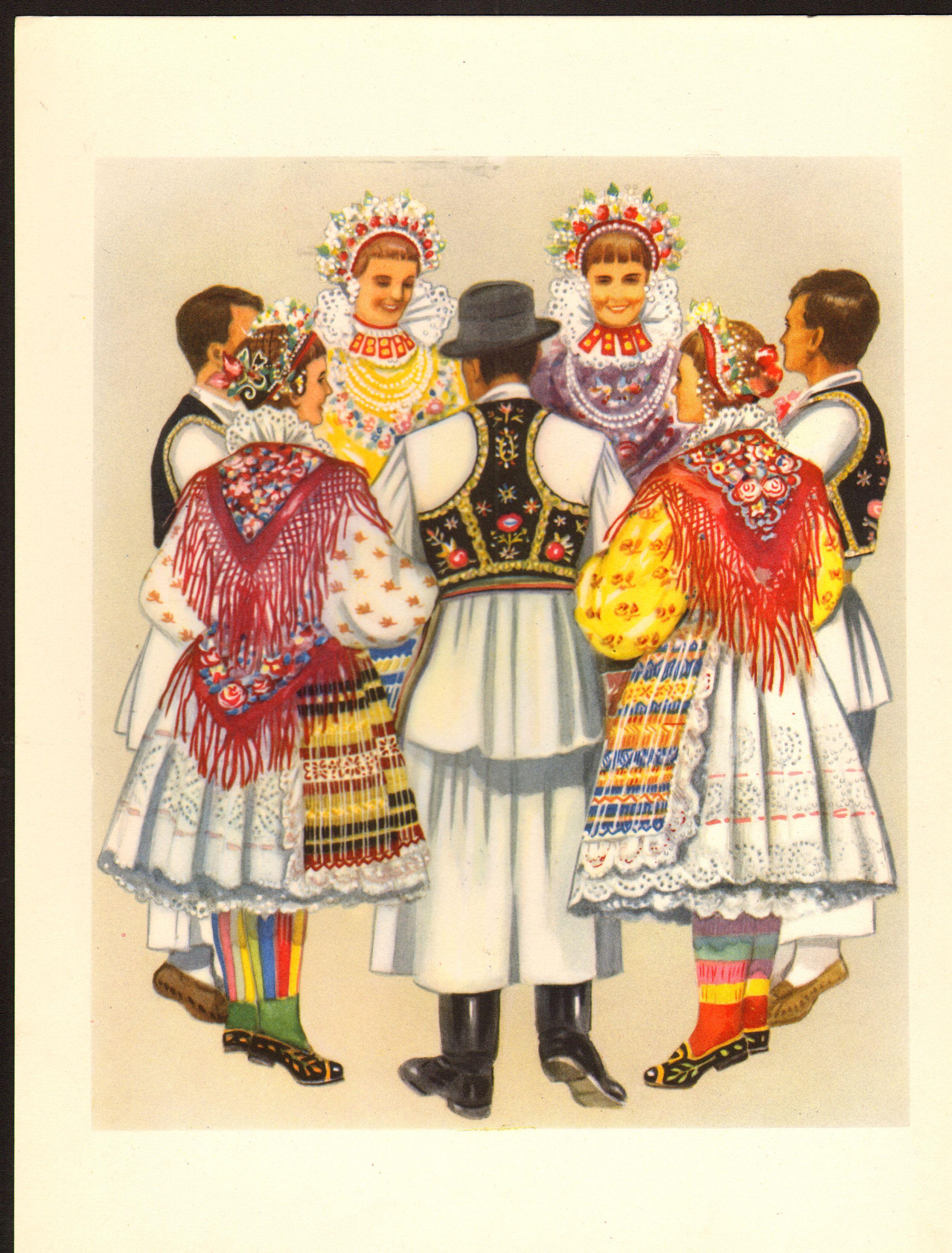 Hrvatska Drmes Valpovo Brođanci Kroatie Folklore