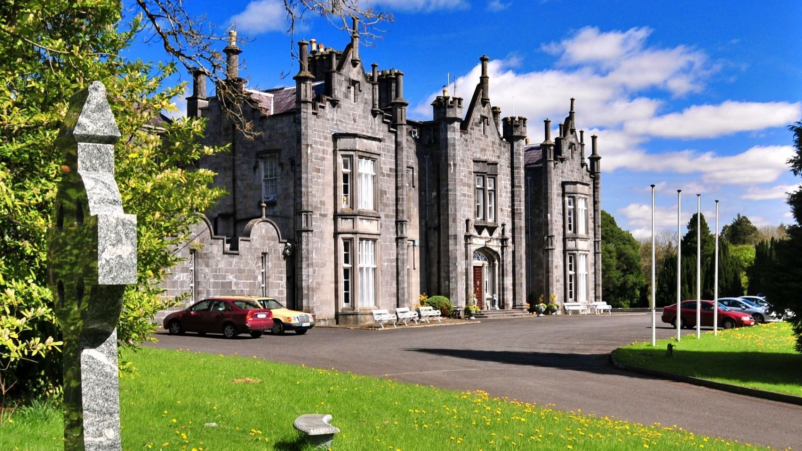 Belleek Castle Wedding Venue in Ballina