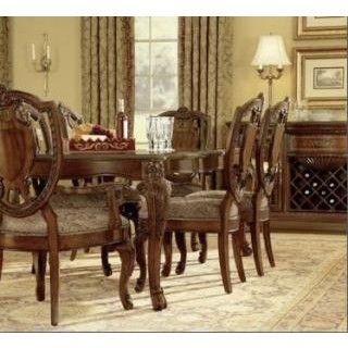 Old World Dining Roomplantation Furniture  Dining Room Prepossessing Old Fashioned Dining Room Sets Review