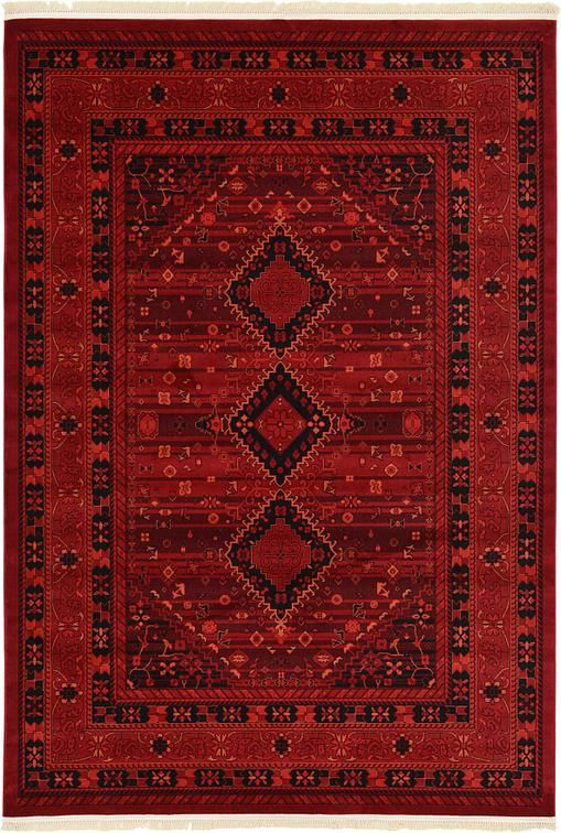 Red 7 X 10 Bokhara Rug Area Rugs Esalerugs Bokhara Rugs Red Area Rug Rugs