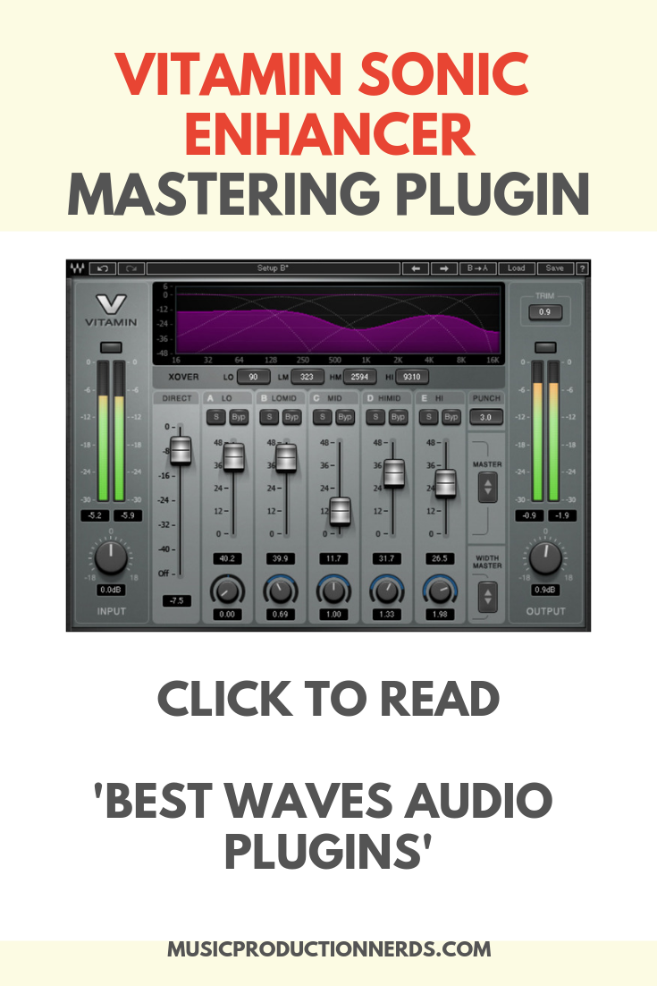 Waves Audio's plugin catalog in nothing other than gigantic  If