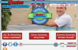 New Air Conditioning Services Added To Cmac Ws Senica Air