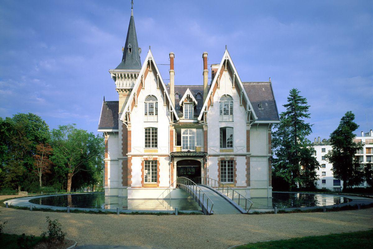 Dominique Perrault Architecture Usinor Sacilor Conference Centre Architecture Historic Buildings Architecture Design