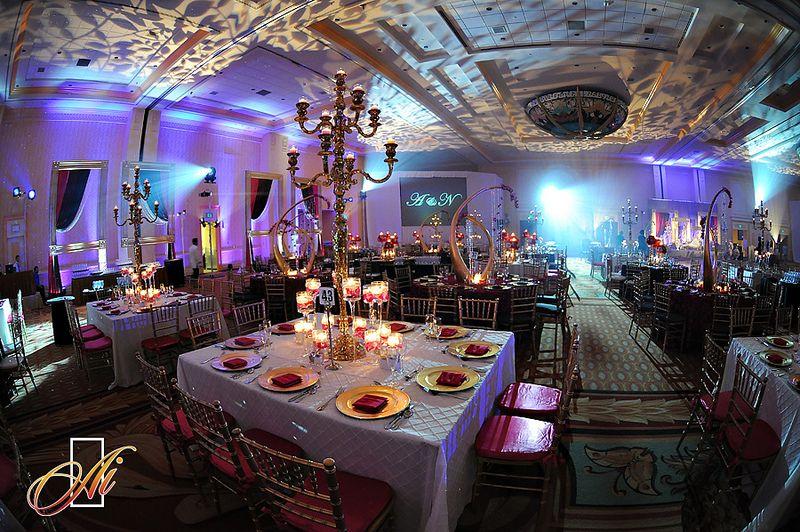 Luxury Wedding Event Lighting Orlando Tampa Miami