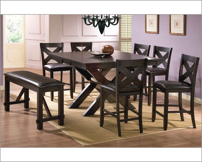 Winners Only Counter Height Dining Set Edgewater