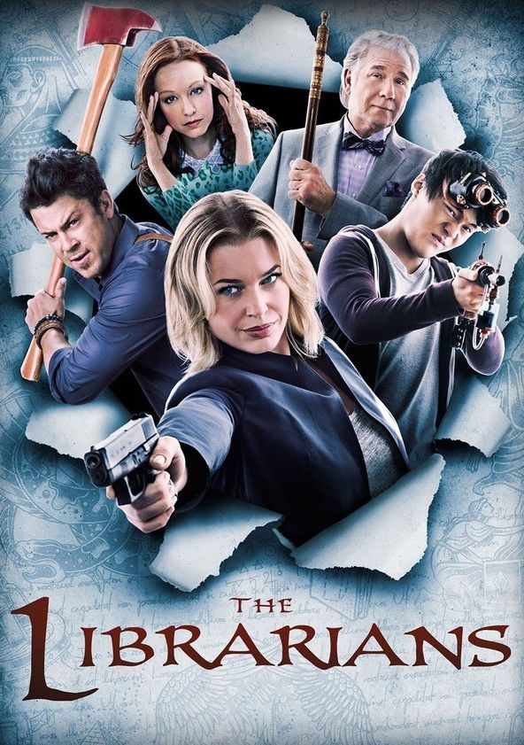 Is Netflix, Amazon, Hulu, etc. streaming The Librarians