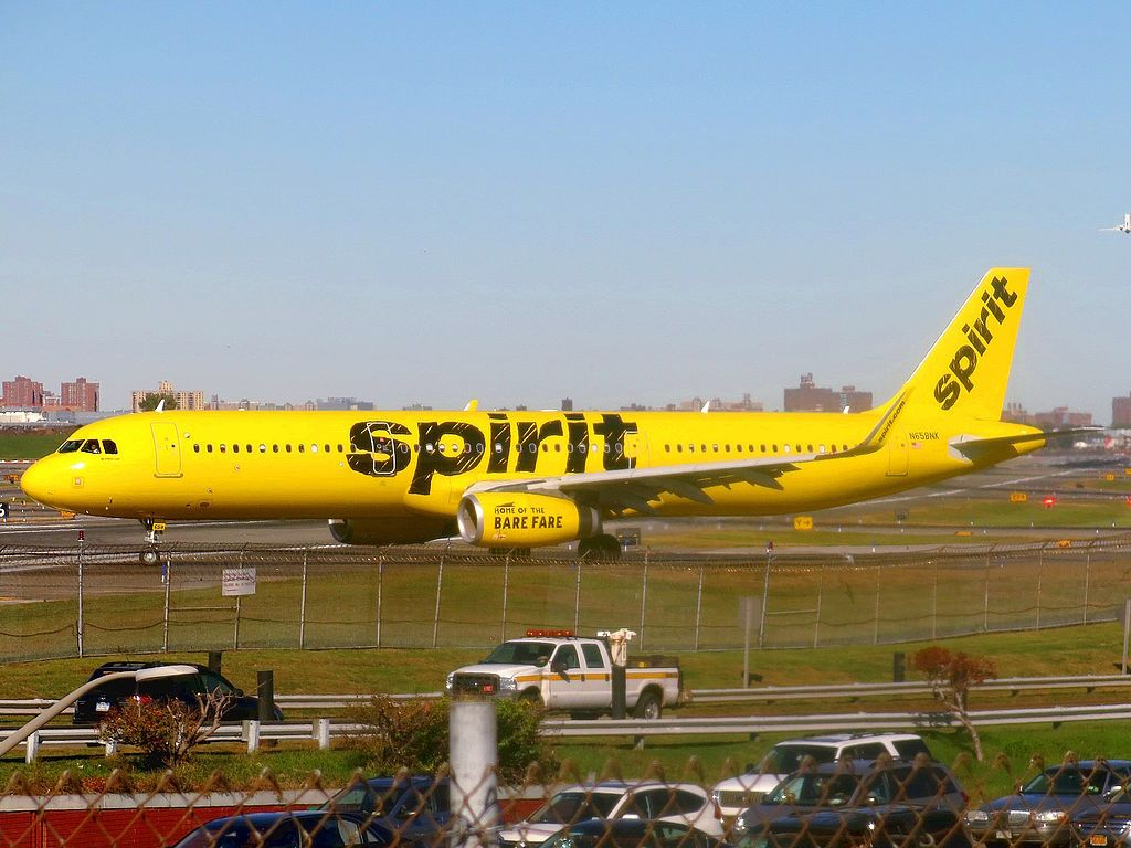 Spirit Airlines Fleet Airbus A321200 Details and Pictures
