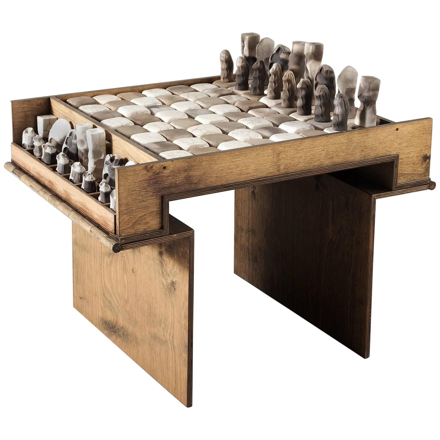 Exceptional Ceramic Chess Set and Table | Pinterest | Chess, Chess ...