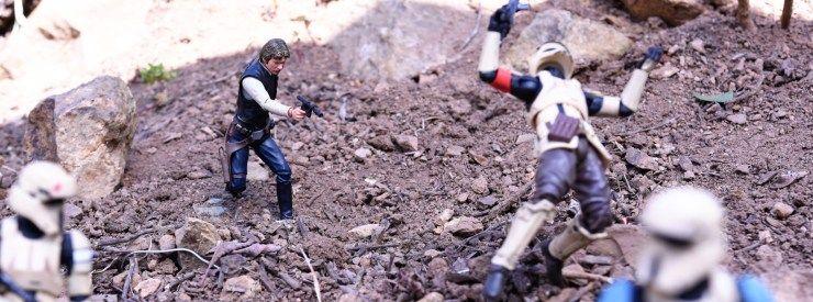 Bandai: S.H. Figuarts Han Solo Feature | The Fwoosh