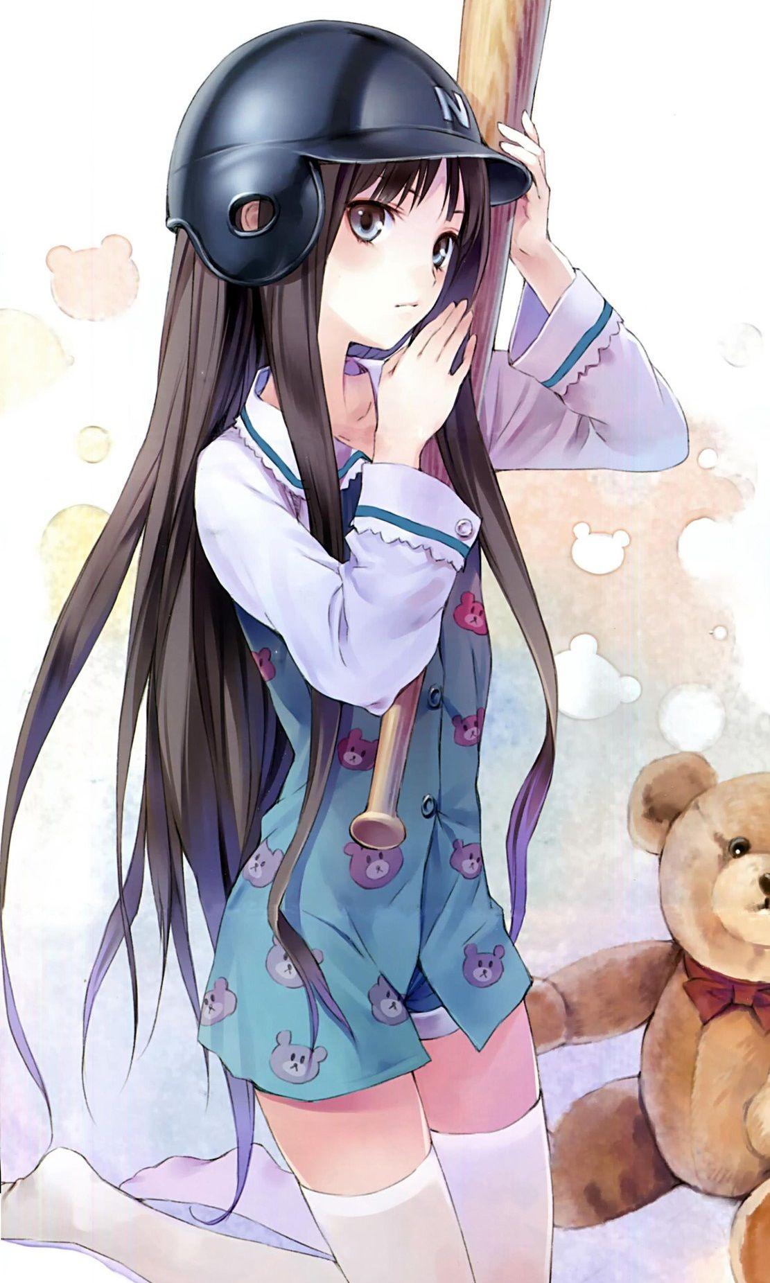 かわいいアニメの女の子 Anime の画像 投稿者 Radioactive Skull