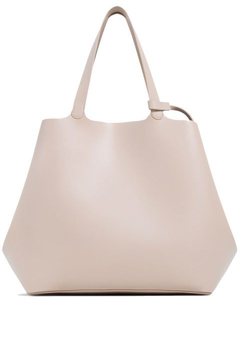 21 Chic Tote Bags For Every Occasion   Pinterest   Zara bags, Pale ... 9dac49d04f
