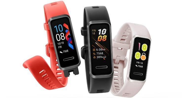 Huawei Band 4 Launched In India For Rs 1 999 In 2020 With Images Band Smart Band Product Launch