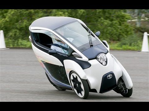 Toyota I Road Future Technology 2020 Slash Your Energy Bill Escape The Power Monopoly Find Out More Here Http Bit Ly 2itnisn T Futuristic Cars Toyota Car
