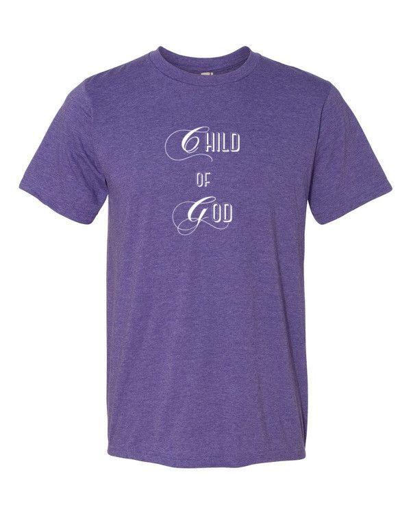 Men's Child of God short sleeve t-shirt