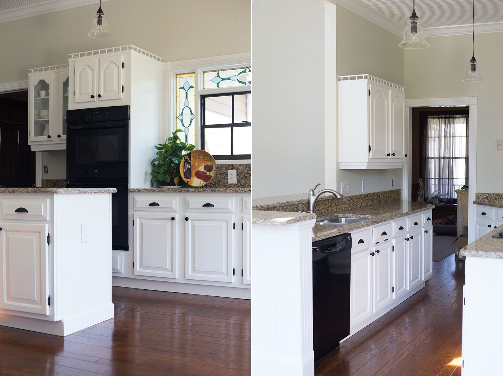 Kitchen | Kitchens, Painting kitchen cabinets and House