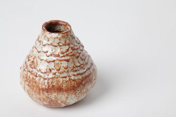 KATY KRANTZ: Little Pinched Pot. $90