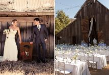 A California Rustic Wedding from Applemoon Photography | The Knot Blog – Wedding Dresses, Shoes, & Hairstyle News & Ideas
