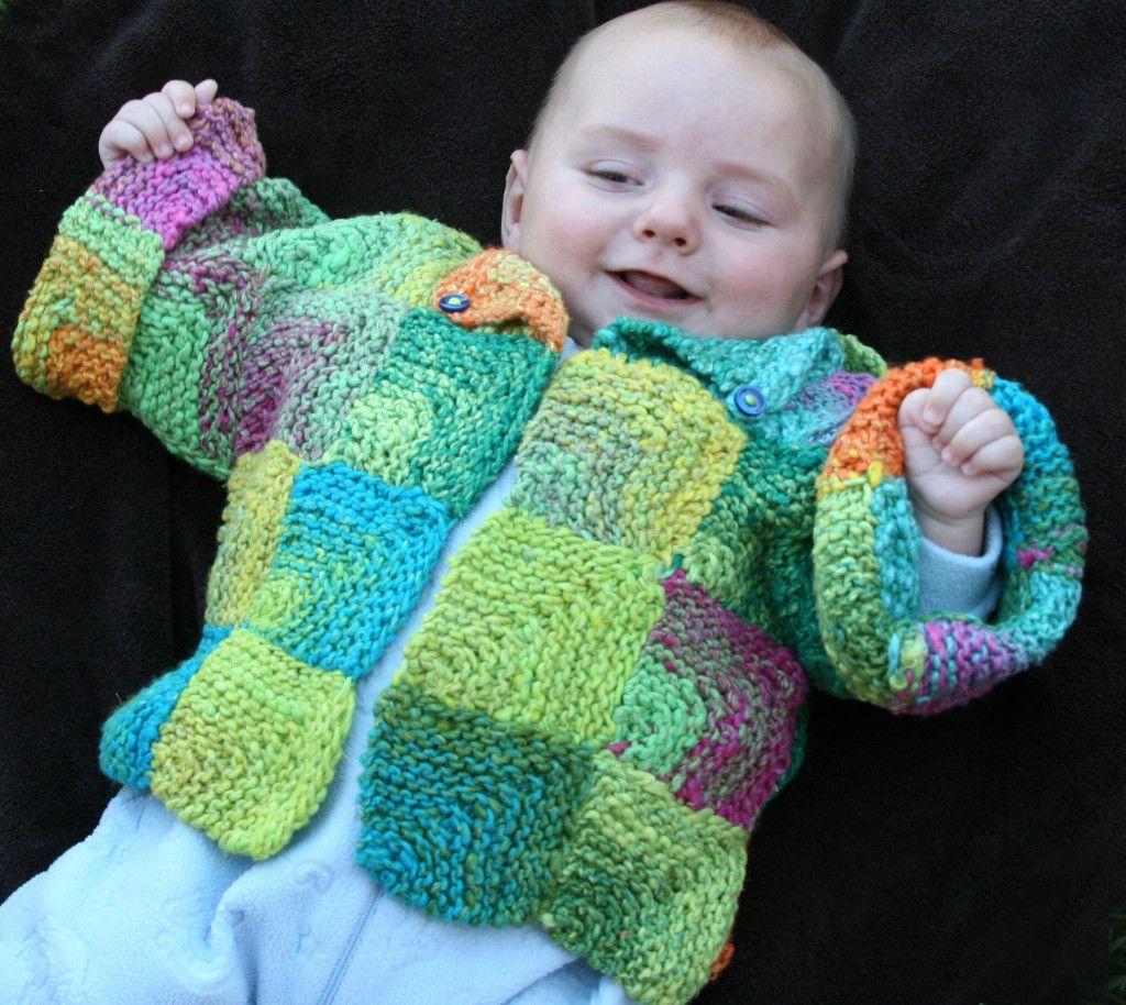 Loom Knit Baby Sweater Pattern | Loom Knit Babies & Kids | Pinterest ...