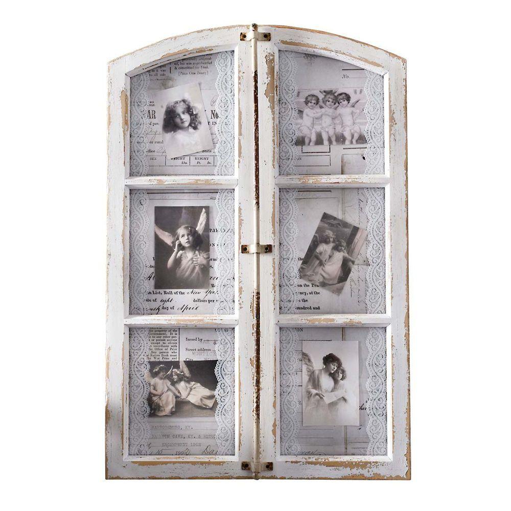 bilderrahmen antikes fenster antik fotorahmen fotogalerie foto rahmen foto in m bel wohnen. Black Bedroom Furniture Sets. Home Design Ideas