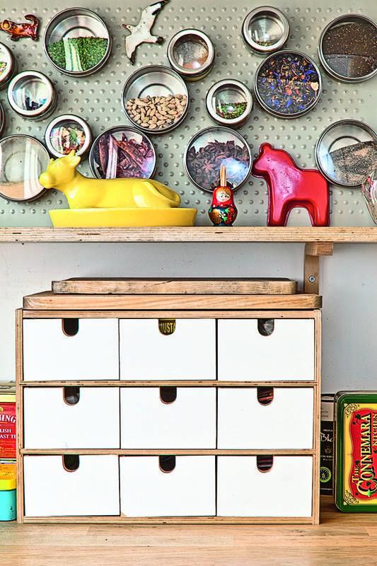 Ozdobne Pojemniki Na Przyprawy Home Decor Decor Furniture
