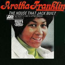 Aretha Franklin The House That Jack Built Piano Sheet Music
