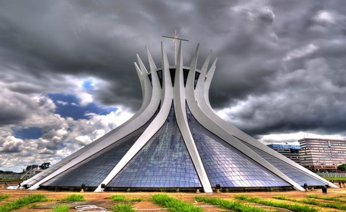 Niemeyer le meilleur de l 39 architecture br silienne for Stile moderno