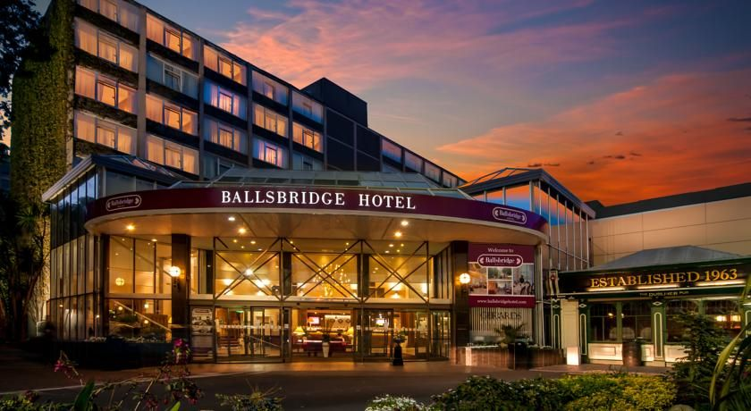 HOTEL|アイルランド>ダブリンのホテル>市内中心部へのアクセスが便利なホテル>ボールズブリッジ ホテル