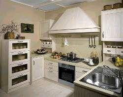 Ampliar Foto   Cocina con almacenamiento bajo mesada. También se reservaron  2 muebles adicionales para guardar alimentos y vajilla. c8abcfd3ddec