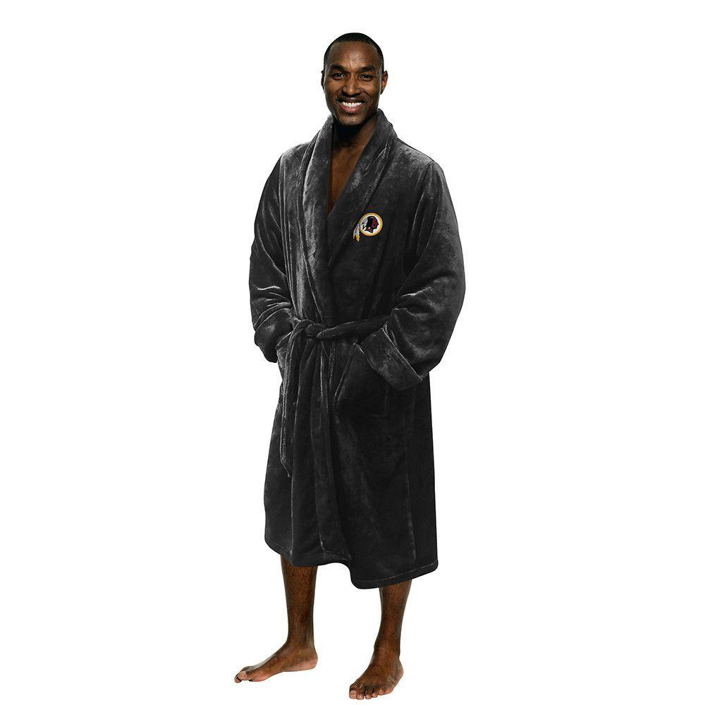 Washington Redskins NFL Men s Silk Touch Bath Robe (L XL)  861ff26f6