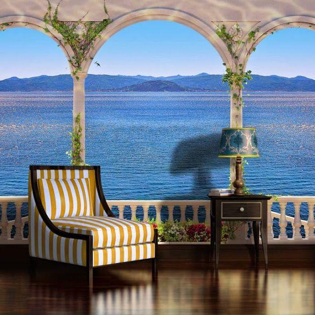 schlafzimmer wand dekorieren inspirationen | Ideen rund ums Haus ...