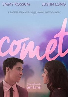 A NEW Justin Long Comet Movie POSTER 27 x 40 Emmy Rossum USA