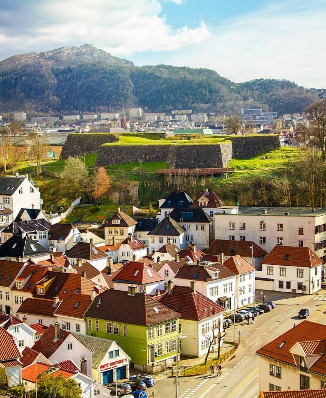 Image result for sverresborg bergen