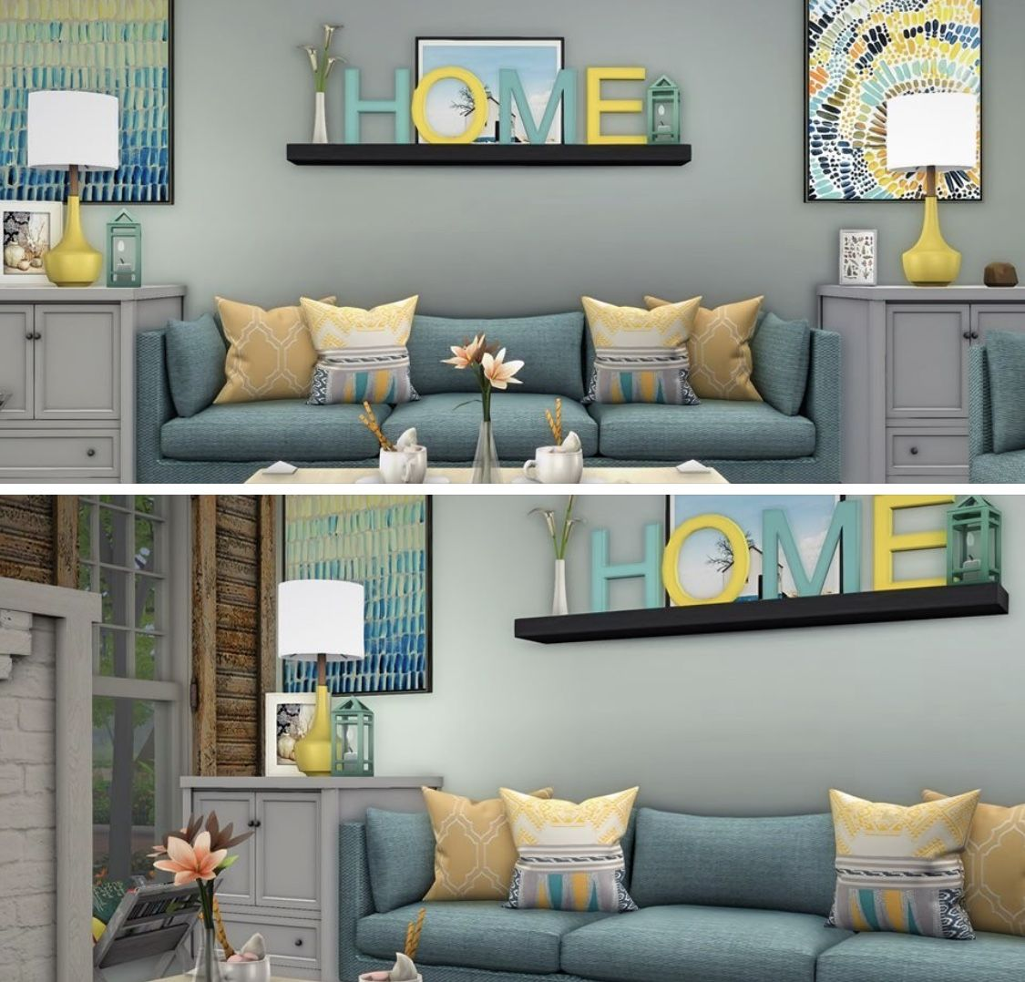 Pin by Ⓓⓐⓢⓘⓐ Ⓐⓡⓜⓞⓝⓘ on Sims 4 cc | Home decor, Decor ...