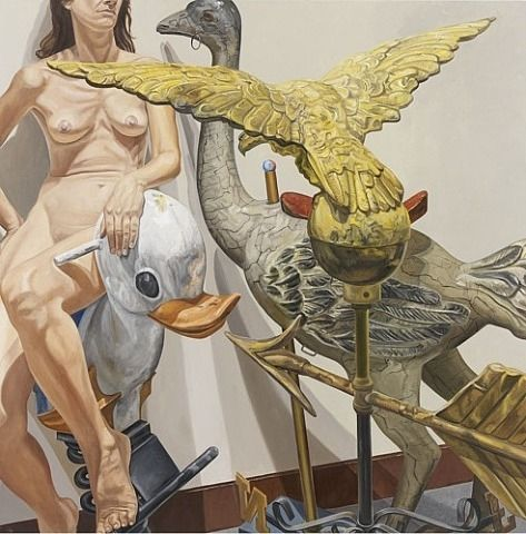 philip pearlstein | Artodyssey: Philip Pearlstein