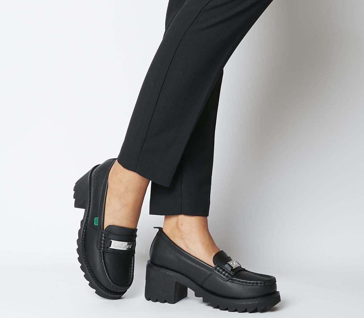 Flats | Loafers, Kickers shoes