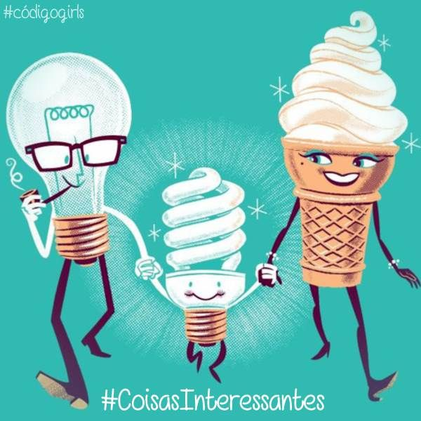 Aposto que você também não sabia como essas lâmpadas nasciam... #coisasinteressantes